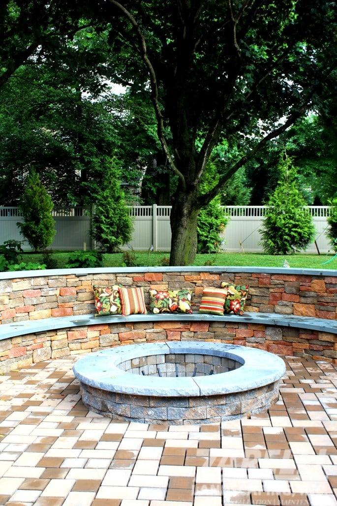 Firepit in Exton PA