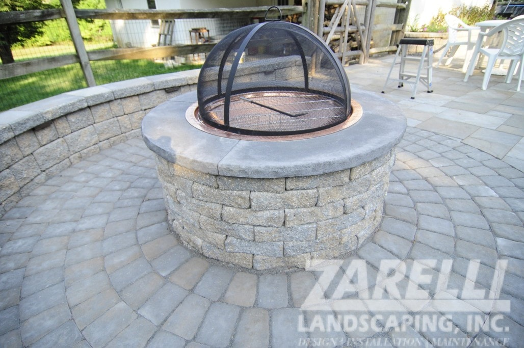 Fire Pit in Exton