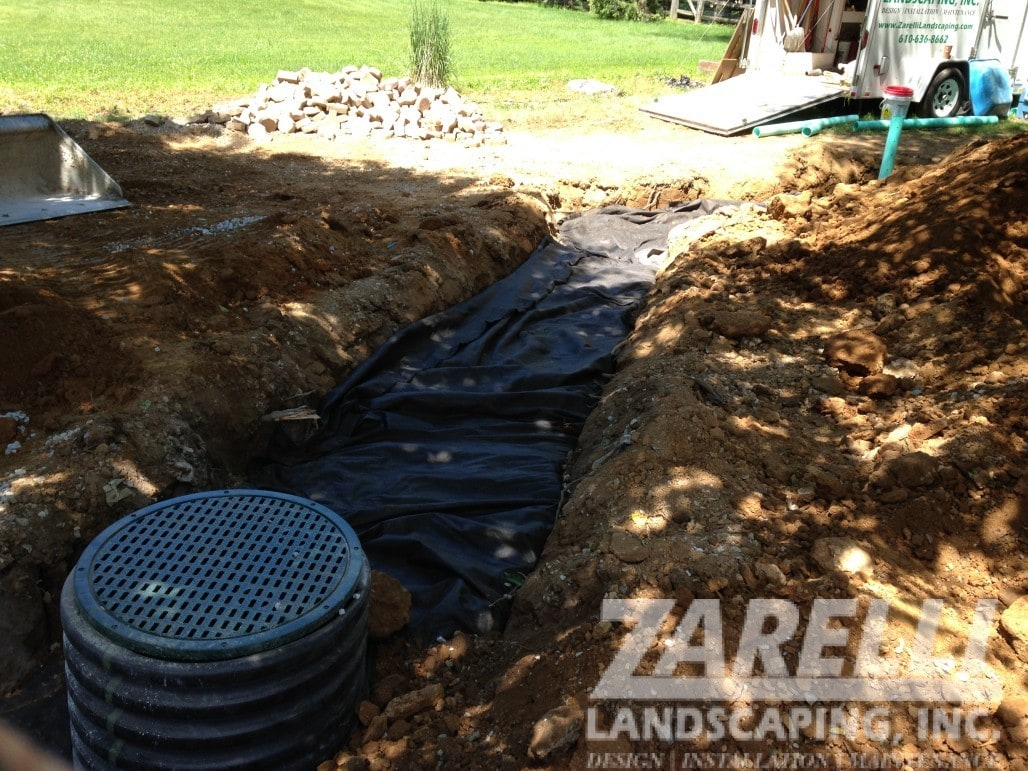storm water management west chester