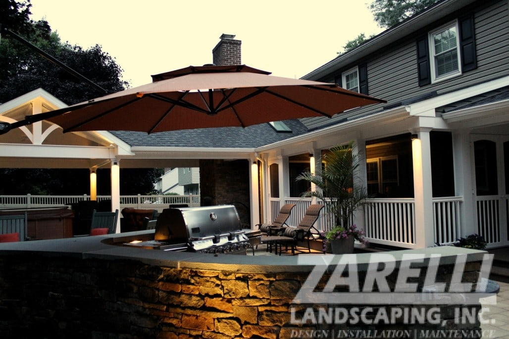 lighting landscaping west chester