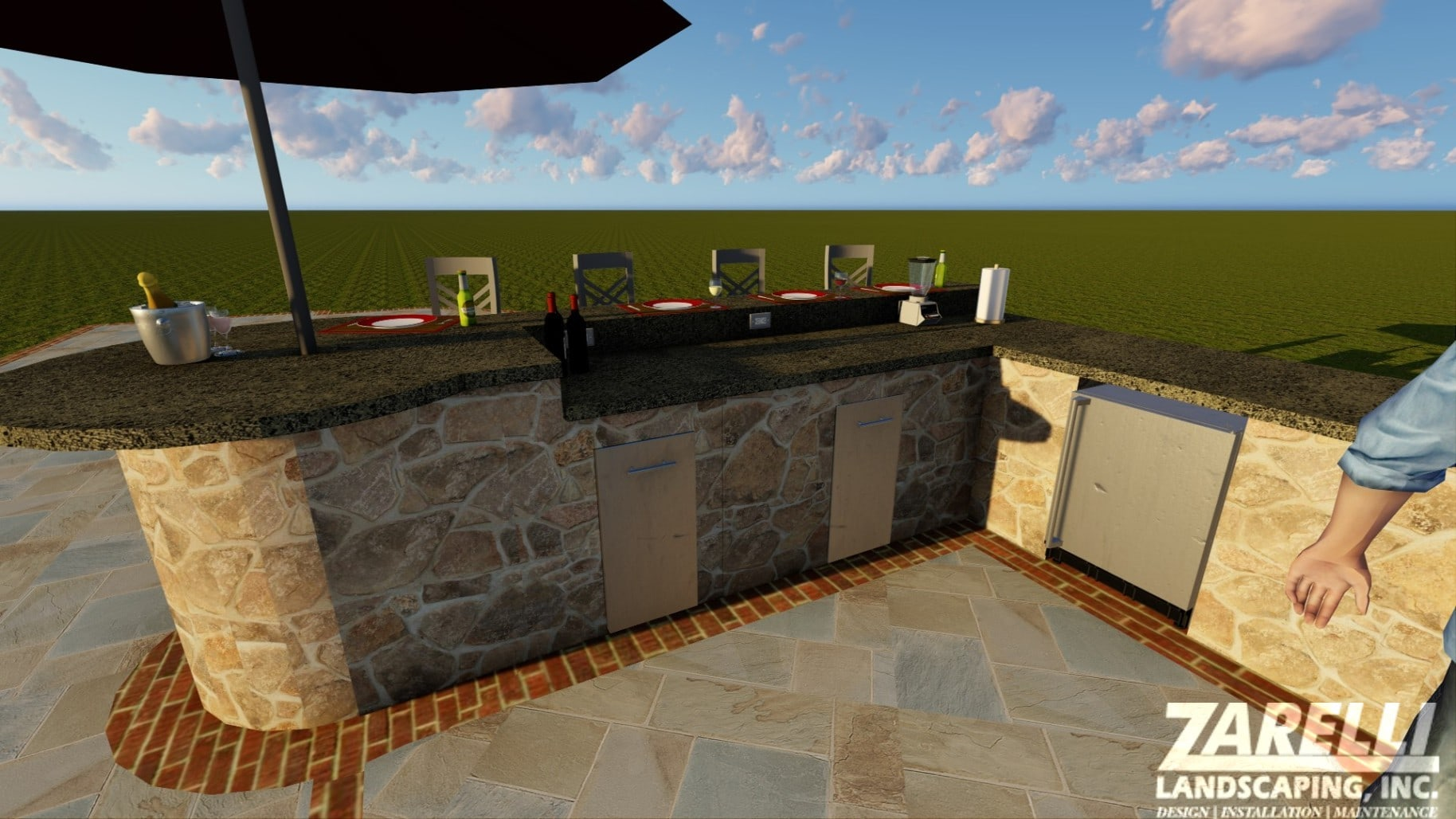 design design Bandos Kitchen 3