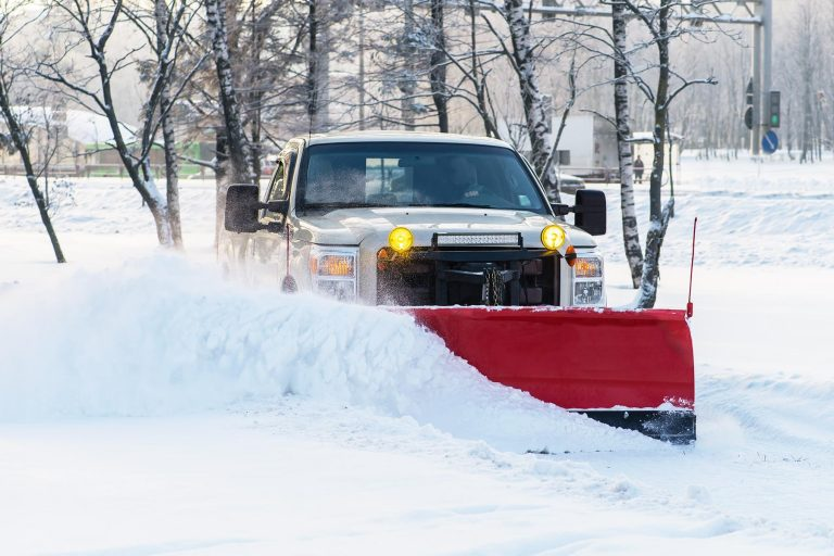 commercial snow removal Snow Removal Services