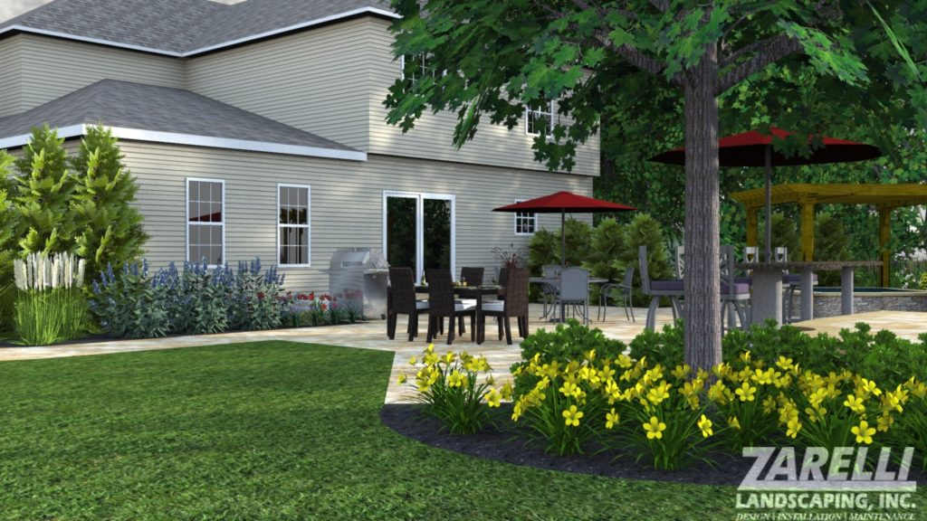 design Poole Render 4 Landscape & Hardscape Inspiration Gallery