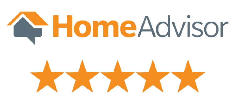 Homeadvisor 5 Star Rating