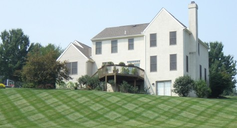 Lawn maintenance and care