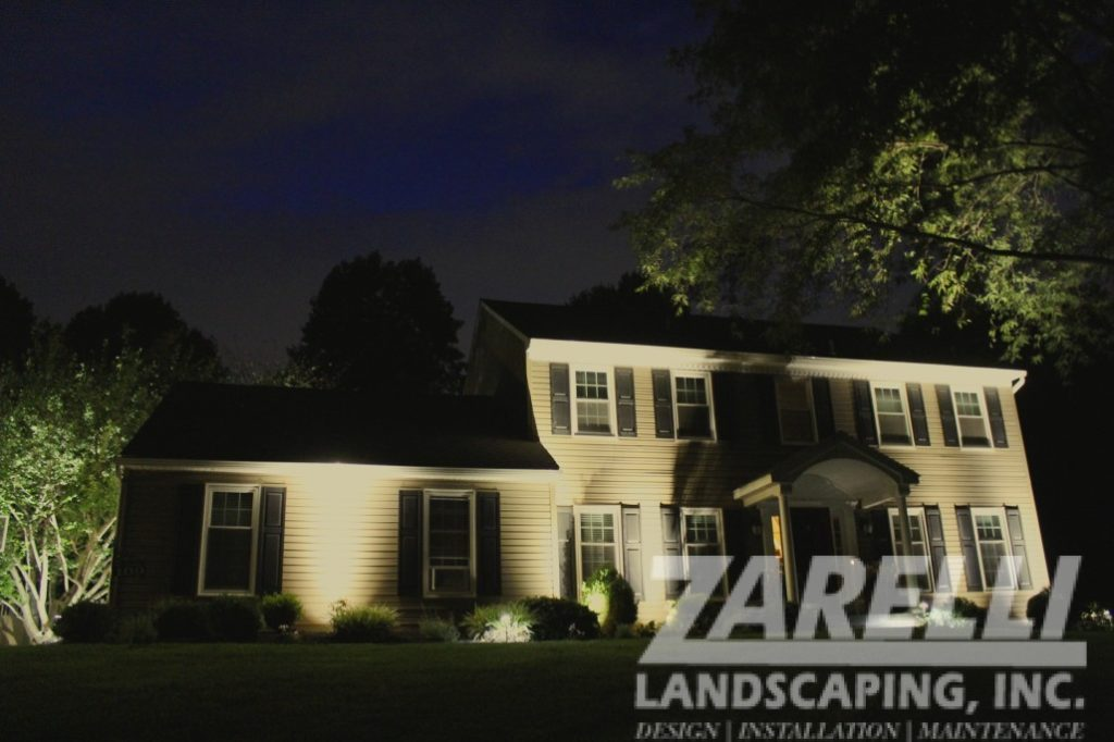 outdoor house lights exton Landscape & Hardscape Inspiration Gallery