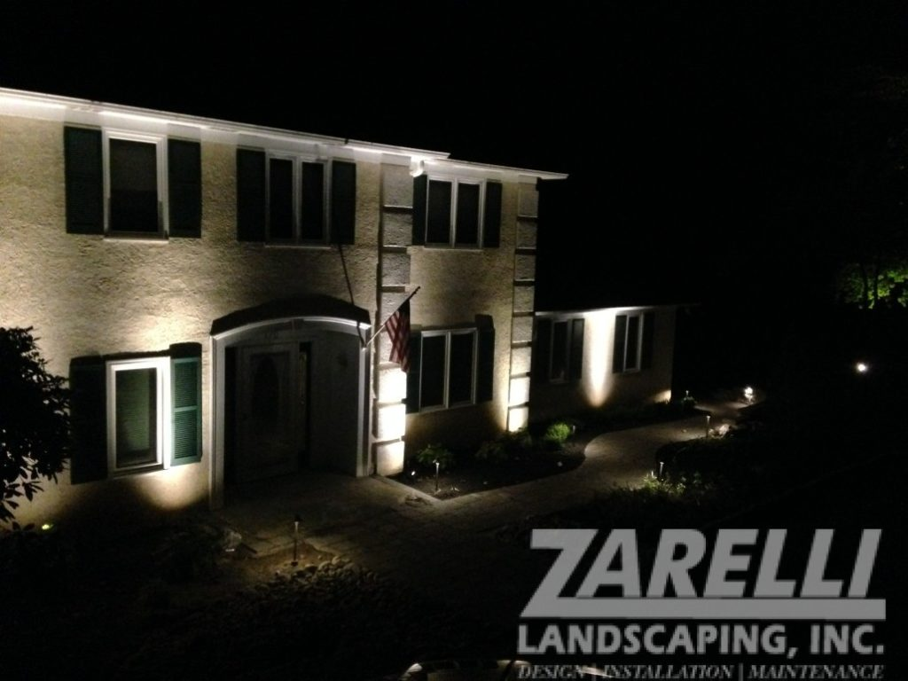 outdoor lighting exton Landscape & Hardscape Inspiration Gallery