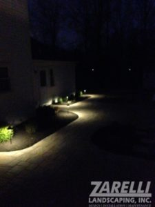 outdoor walkway lighting exton Landscape & Hardscape Inspiration Gallery