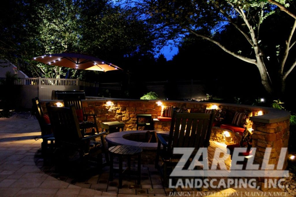 patio lighting west chester Landscape & Hardscape Inspiration Gallery