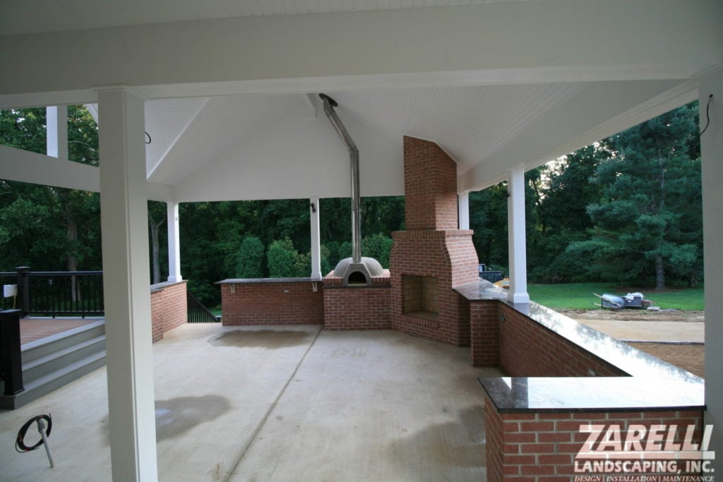 pavillion deck west chester 3 Landscape & Hardscape Inspiration Gallery