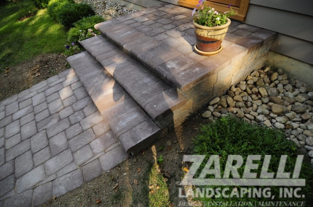 steps outdoor patio Landscape & Hardscape Inspiration Gallery