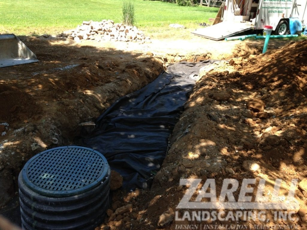 storm water management west chester Landscape & Hardscape Inspiration Gallery
