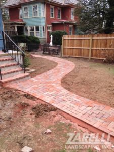 walkway brick west chester borough Landscape & Hardscape Inspiration Gallery