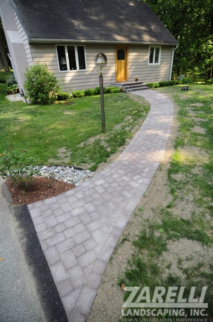 walkway front chester springs Landscape & Hardscape Inspiration Gallery