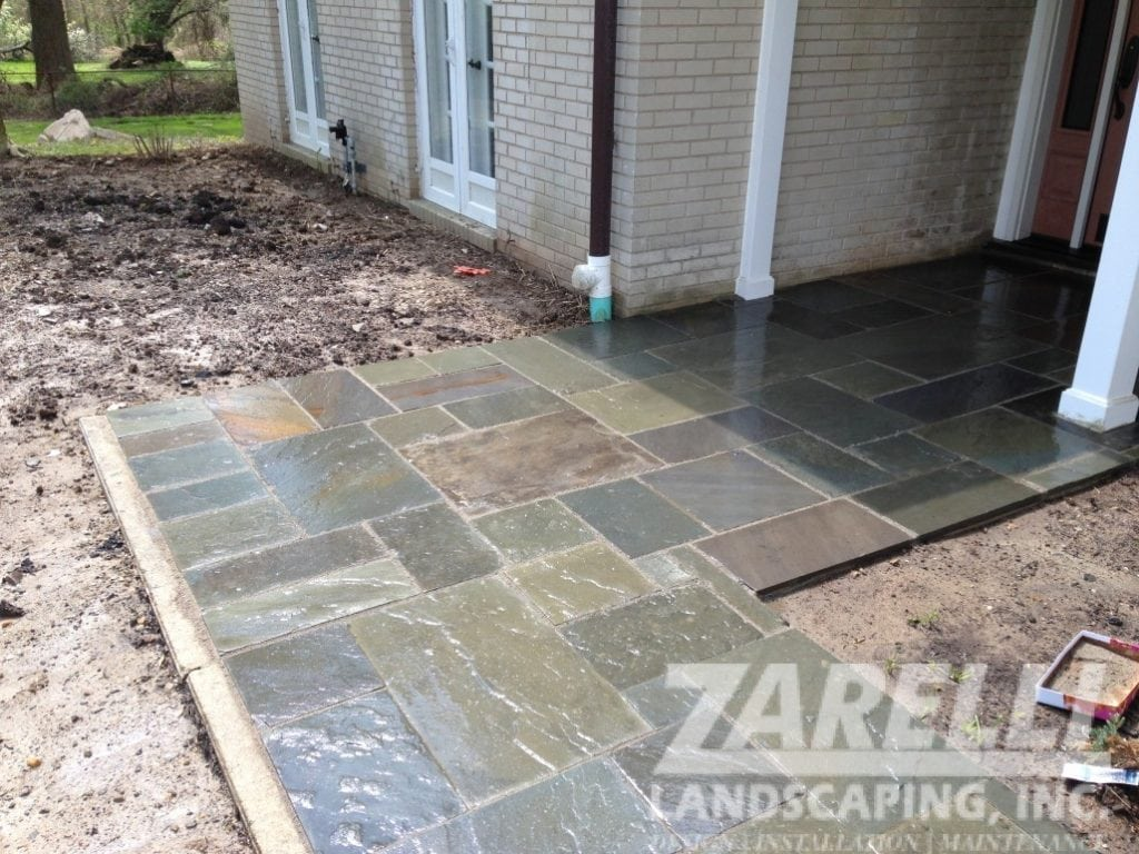 walkway patio bluestone Landscape & Hardscape Inspiration Gallery