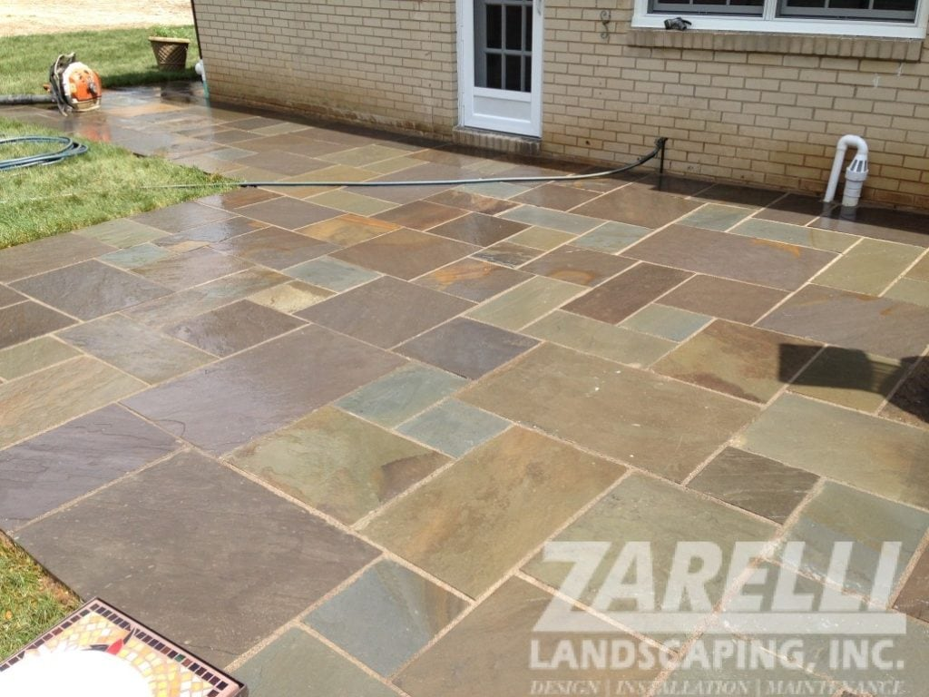 walkway patio bluestone lower merion Landscape & Hardscape Inspiration Gallery