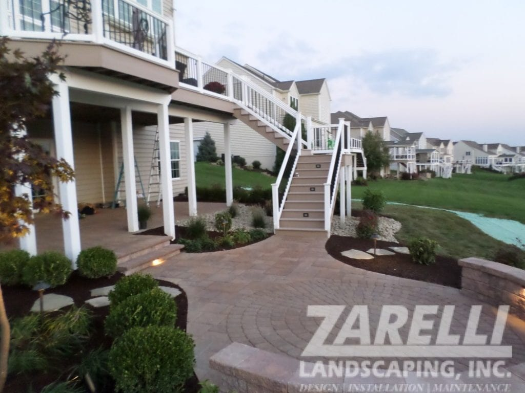 walkway patio home chester springs Landscape & Hardscape Inspiration Gallery