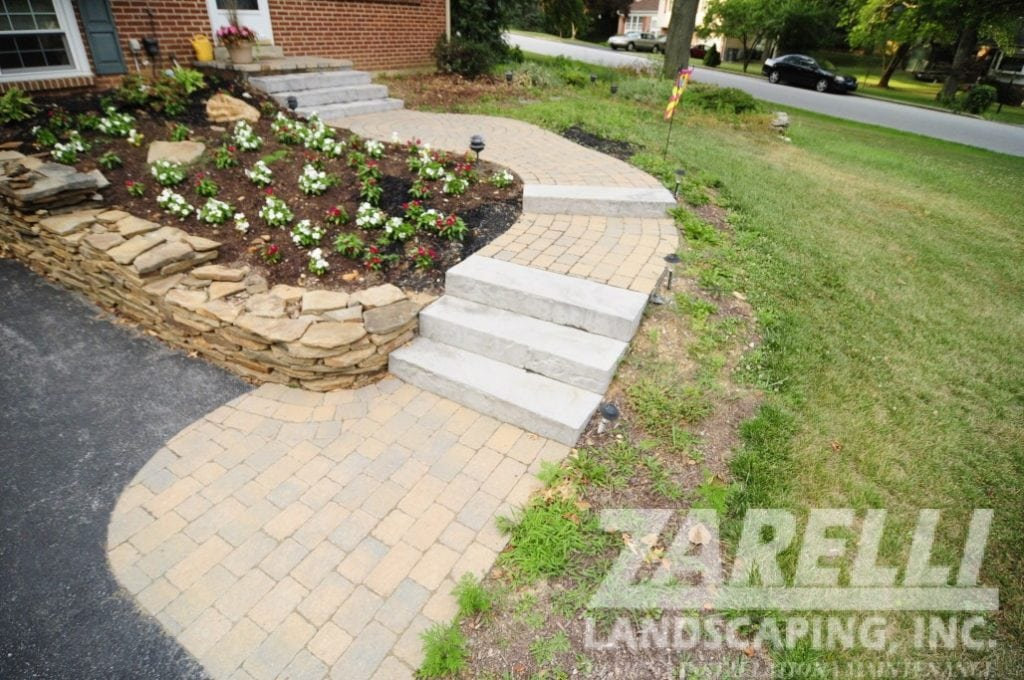 walkway steps Landscape & Hardscape Inspiration Gallery