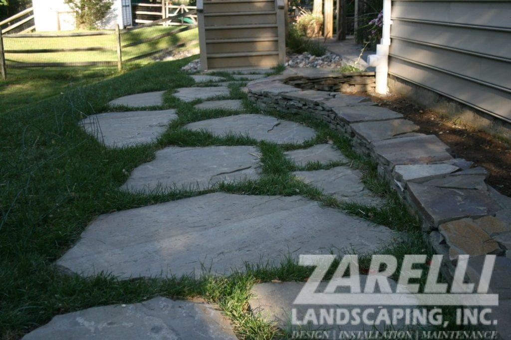 walkway stone natural Landscape & Hardscape Inspiration Gallery
